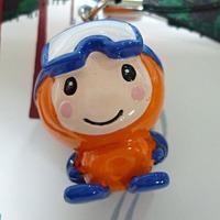 ほろんちゃんストラップ(スキー場バージョン)