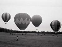 第1回熱気球フェス
